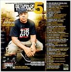 DJ 1Mic Return Of The MCs Vol. 5