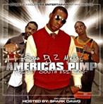 DJ 2Mello America's Pimp Dirty South Edition
