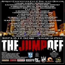 DJ 2Mello America's Pimp The Jump Off Back Cover