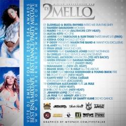 DJ 2Mello I Run This RnB Sh*t Back Cover
