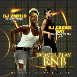 DJ 2Mello & DJ Ca$hi$ Kay Power Play RnB Pt. 3 Front Cover