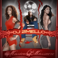 DJ 2Mello Undercover RnB Musical Massacre Front Cover