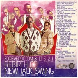 Rebirth Of New Jack Swing Thumbnail