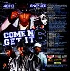 DJ4Sho Come N Get It 6