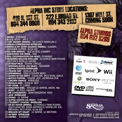 DJ4Sho Shop With Us Back Cover