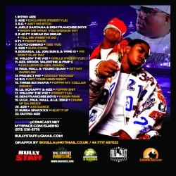 DJ4Sho Southern Style 5 Back Cover
