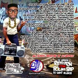 DJ Lennox Return of the Boom Bap...50 Cent Blends Back Cover