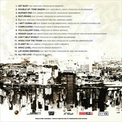 50 Cent & DJ Drama The Lost Tape Back Cover