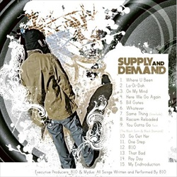 810 Supply And Demand Back Cover