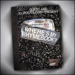 QuEST & Illroots.com Where's My Rhyme Book Front Cover