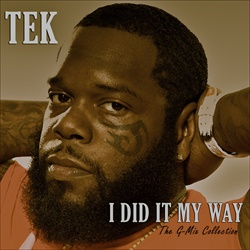 TEK I Did It My Way Front Cover