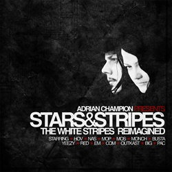 Stars&Stripes 'The White Stripes Reimagined' Thumbnail