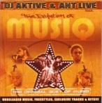 DJ  Aktive & Ant Live The Evolution Of Musiq