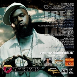 DJ Ant Live & Freeway The Countdown To Free At Last Back Cover