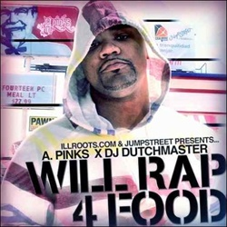 Will Rap For Food Thumbnail