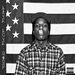 A$AP Rocky LiveLoveA$AP Front Cover