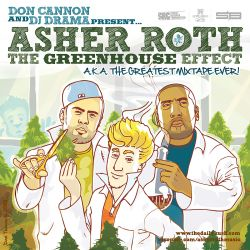 Asher Roth 'The Greenhouse Effect' Thumbnail