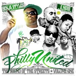 Philly United Vol. 1 'The Sound Of The Streets' Thumbnail