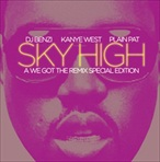 Kanye West, DJ Benzi & Plain Pat Sky High: The Kanye Remix Project