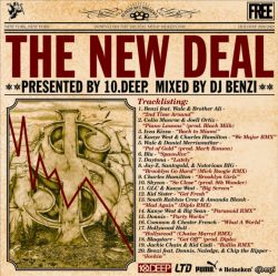 10 Deep & DJ Benzi The New Deal Back Cover