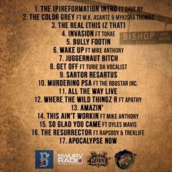 Bishop Lamont The (P)reformation Back Cover