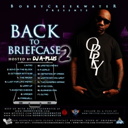Bobby Creekwater Back to Briefcase 2 Back Cover