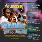 DJ J-Boogie In The Movement Pt. 3
