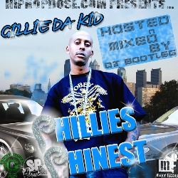 DJ Bootleg Gillie Da Kid 'Phillies Phinest' Front Cover