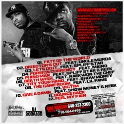 DJ Scratch & Busta Rhymes I Bullsh*t You Not Back Cover