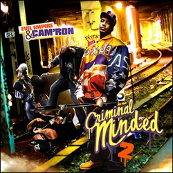Cam'ron Criminal Minded 2 Front Cover