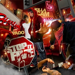 Cam'ron & Vado Stop It 5 Front Cover