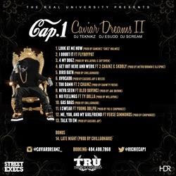 Cap1 Caviar Dreams 2 Back Cover