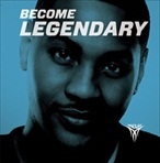 Carmelo Anthony Become Legendary