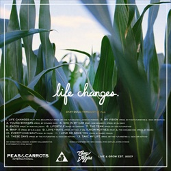 Casey Veggies Life Changes Back Cover