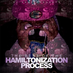 DJ Skee & Charles Hamilton Best Of The Hamiltonization Process Front Cover