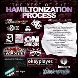 DJ Skee & Charles Hamilton Best Of The Hamiltonization Process Back Cover