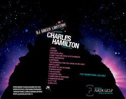DJ Green Lantern & Charles Hamilton Outside Looking Back Cover