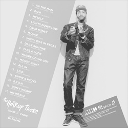 Chase N. Cashe The Heir Up There Back Cover