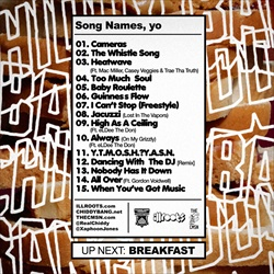 Chiddy Bang Peanut Butter & Swelly Back Cover