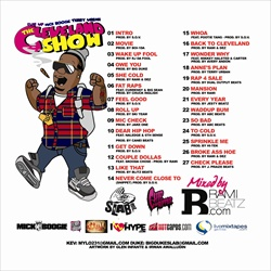 Mick Boogie & Chip Tha Ripper The Cleveland Show Back Cover