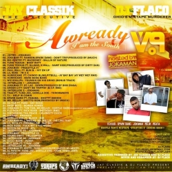 Jay Classik Awready Vol. 9 Back Cover