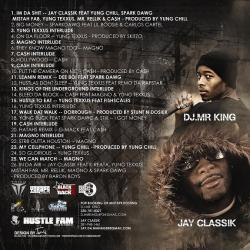 Jay Classik Kingz Of The Underground Back Cover
