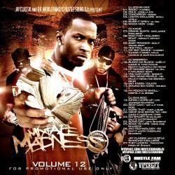 Mixtape Madness Vol. 12 Thumbnail