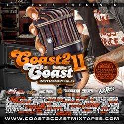 Coast 2 Coast Instrumentals Vol. 11 Thumbnail