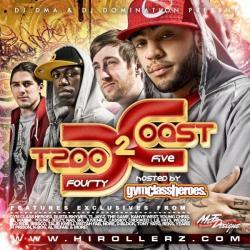 Coast 2 Coast Mixtapes Vol. 45 Thumbnail