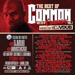 Common The Best Of Common Back Cover