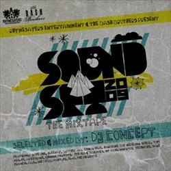 Soundset 09' Mixtape Thumbnail