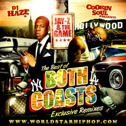 Jay-Z & The Game 'The Best Of Both Coasts' Thumbnail