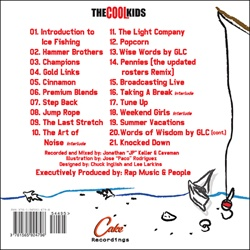 Don Cannon & The Cool Kids Gone Fishing Back Cover