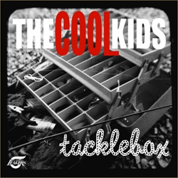 The Cool Kids Tacklebox Front Cover
